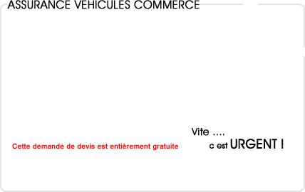 assurance automobile commerce