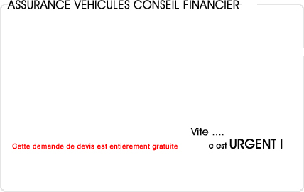 assurance automobile conseil financier