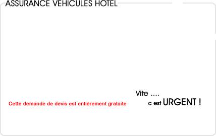 assurance automobile hotel