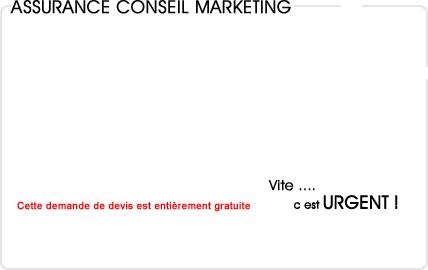 assurance conseil en marketing