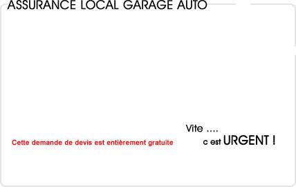 Assurance local garage automobile trouvez facilement une assurance local garage automobile - Assurance garage location ...