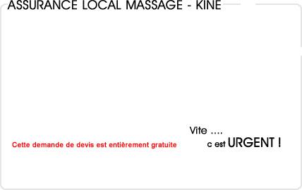assurance local massage